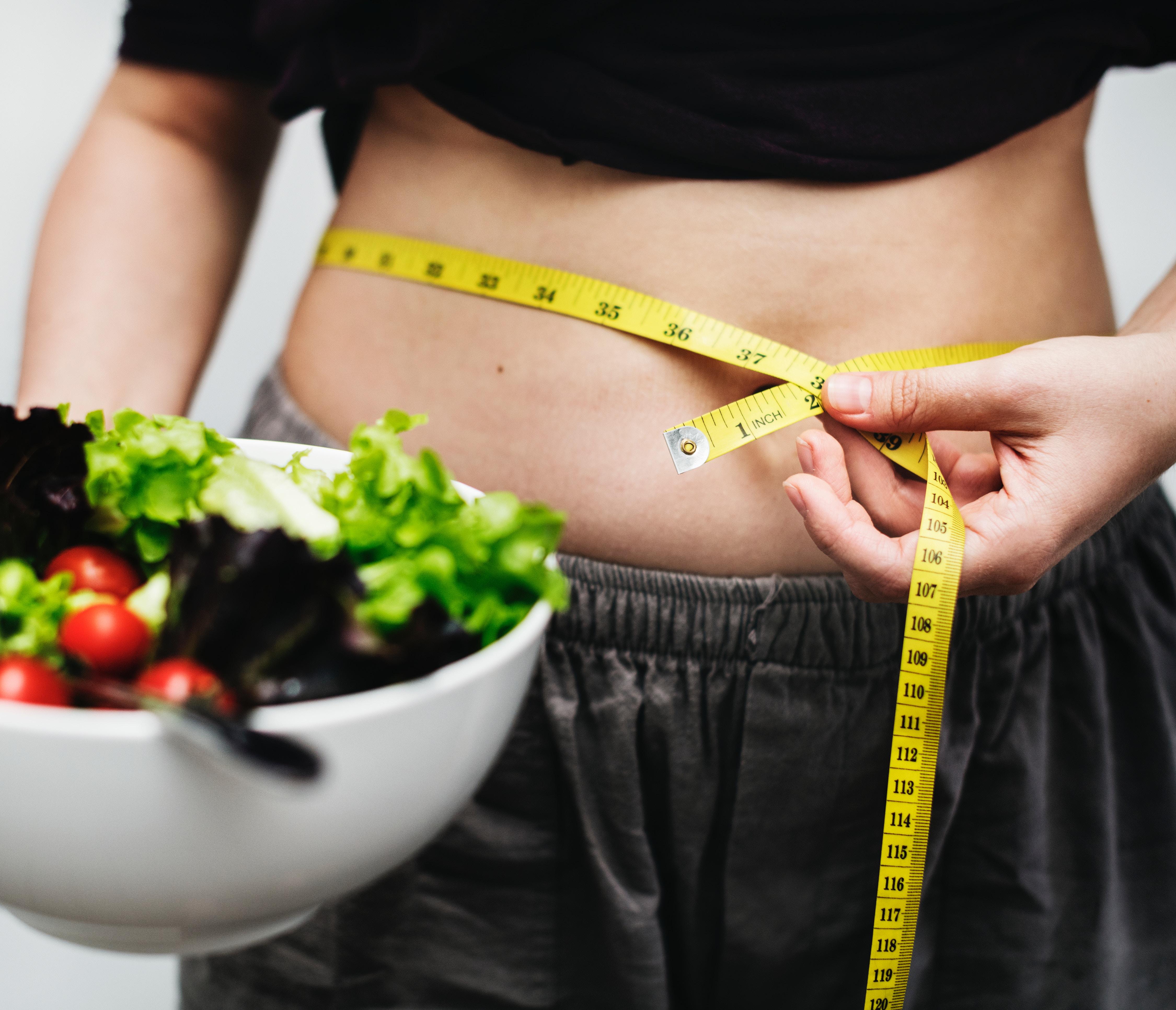 El mejorar tu alimentación te ayuda a cumplir tus objetivos y mantenerte sana.